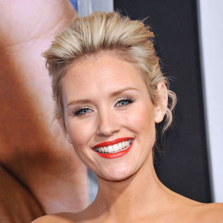 "Nicky Whelan in Los Angeles Premiere of Warner Bros. Pictures' ""Hall Pass"""