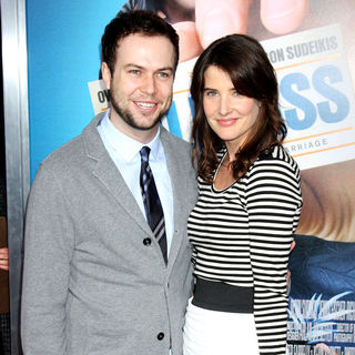 "Taran Killam, Cobie Smulders in Los Angeles Premiere of Warner Bros. Pictures' ""Hall Pass"""