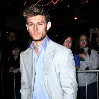 Alex Pettyfer in Candie's Presents The Los Angeles Premiere of 'Beastly' - Arrivals