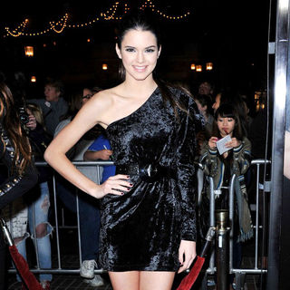 Kendall Jenner in Candie's Presents The Los Angeles Premiere of 'Beastly' - Arrivals
