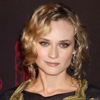Diane Kruger in The 36th Annual Cesar Awards 2011 - Arrivals