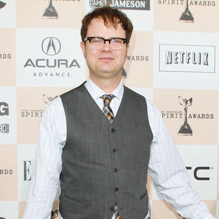 Rainn Wilson in The 2011 Film Independent Spirit Awards - Arrivals