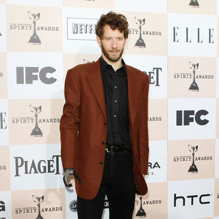 Aron Ralston in The 2011 Film Independent Spirit Awards - Arrivals