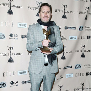 Darren Aronofsky in The 2011 Film Independent Spirit Awards - Press Room