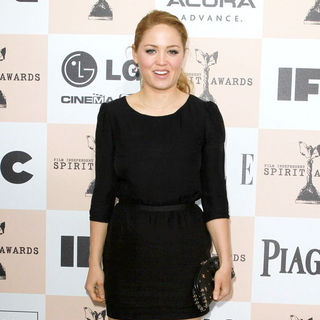 Erika Christensen in The 2011 Film Independent Spirit Awards - Arrivals