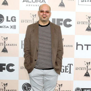 David Cross in The 2011 Film Independent Spirit Awards - Arrivals