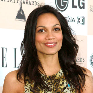 Rosario Dawson in The 2011 Film Independent Spirit Awards - Arrivals