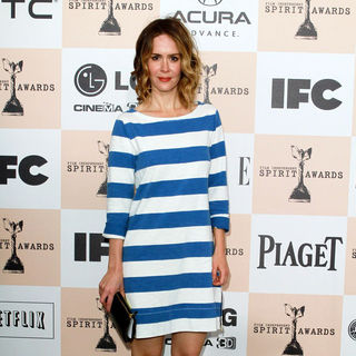 Sarah Paulson in The 2011 Film Independent Spirit Awards - Arrivals