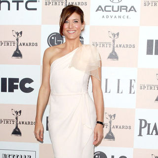 Kate Walsh in The 2011 Film Independent Spirit Awards - Arrivals