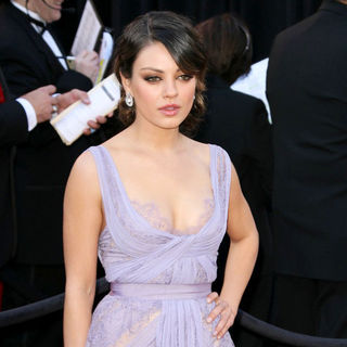 Mila Kunis in 83rd Annual Academy Awards (Oscars) - Arrivals