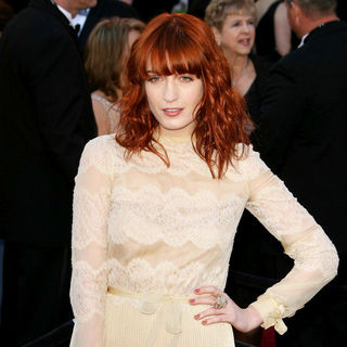 Florence Welch, Florence and the Machine in 83rd Annual Academy Awards (Oscars) - Arrivals