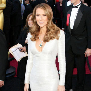 Celine Dion in 83rd Annual Academy Awards (Oscars) - Arrivals