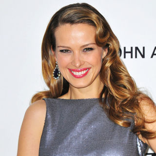 Petra Nemcova in 19th Annual Elton John AIDS Foundation Academy Awards Viewing Party - Arrivals