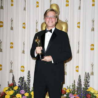Aaron Sorkin in 83rd Annual Academy Awards (Oscars) - Press Room
