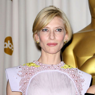 Cate Blanchett in 83rd Annual Academy Awards (Oscars) - Press Room