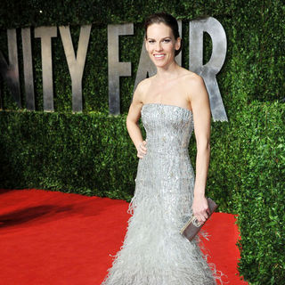 2011 Vanity Fair Oscar Party - Arrivals