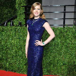 Amy Adams in 2011 Vanity Fair Oscar Party - Arrivals