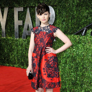 Ginnifer Goodwin in 2011 Vanity Fair Oscar Party - Arrivals