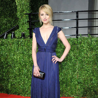 Dianna Agron in 2011 Vanity Fair Oscar Party - Arrivals