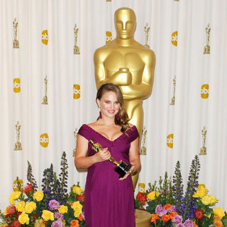 Natalie Portman in 83rd Annual Academy Awards (Oscars) - Press Room