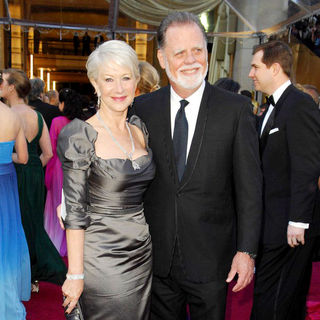 Helen Mirren, Taylor Hackford in 83rd Annual Academy Awards (Oscars) - Arrivals