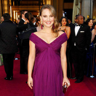 Natalie Portman in 83rd Annual Academy Awards (Oscars) - Arrivals
