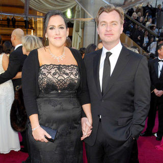 Emma Thomas, Christopher Nolan in 83rd Annual Academy Awards (Oscars) - Arrivals