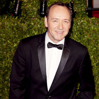 Kevin Spacey in 2011 Vanity Fair Oscar Party - Arrivals - wenn3230699