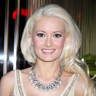 Holly Madison in Holly Madison Unveils Hard Rock Cafe New 'Light The Night' Exterior