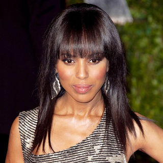 Kerry Washington in 2011 Vanity Fair Oscar Party - Arrivals