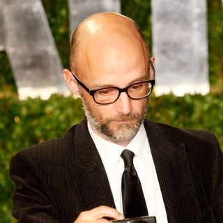 Moby in 2011 Vanity Fair Oscar Party - Arrivals - wenn3231917