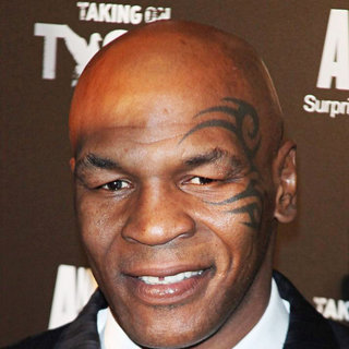 "Mike Tyson in Animal Planet Presents ""Taking on Tyson"" Premiere"