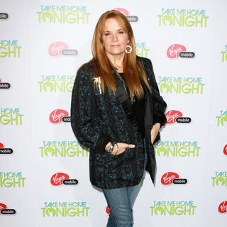 "Lea Thompson in Relativity Media Presents The Premiere of ""Take Me Home Tonight"""