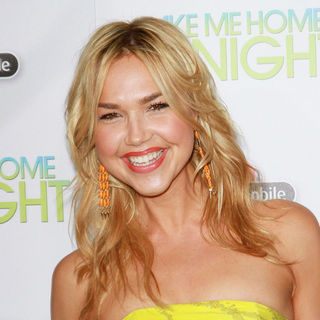 "Arielle Kebbel in Relativity Media Presents The Premiere of ""Take Me Home Tonight"""