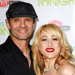 "Michael Biehn, Jennifer Blanc in Relativity Media Presents The Premiere of ""Take Me Home Tonight"""