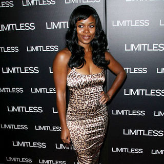 "Serena Reeder in Los Angeles Special Screening of ""Limitless"""