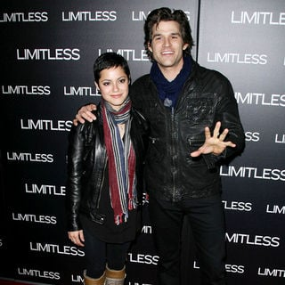 "Johnny Whitworth in Los Angeles Special Screening of ""Limitless"""