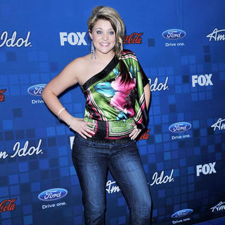 Lauren Alaina in The American Idol Season 10 Top 13 Finalists Party
