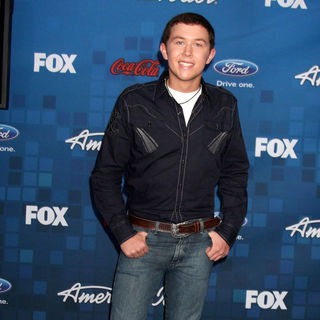 Scotty McCreery in The American Idol Season 10 Top 13 Finalists Party