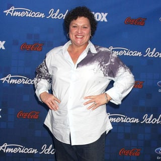 Dot Jones in The American Idol Season 10 Top 13 Finalists Party