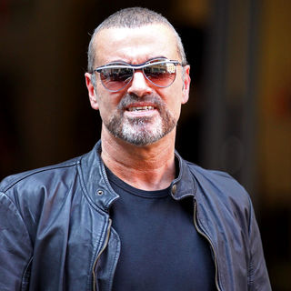 George Michael in George Michael at The BBC Radio 2 Studios