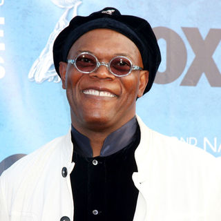 Samuel L. Jackson in 42nd NAACP Image Awards - Arrivals