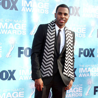 Jason Derulo in 42nd NAACP Image Awards - Arrivals