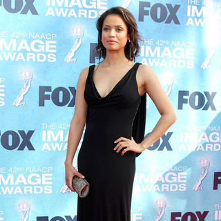 Gugu Mbatha-Raw in 42nd NAACP Image Awards - Arrivals
