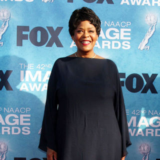 Yvette Freeman in 42nd NAACP Image Awards - Arrivals