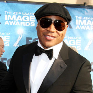 LL Cool J in 42nd NAACP Image Awards - Arrivals