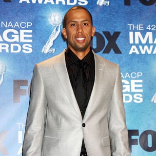 Affion Crockett in 42nd NAACP Image Awards - Press Room