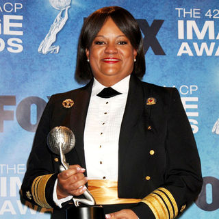 Regina M. Benjamin in 42nd NAACP Image Awards - Press Room