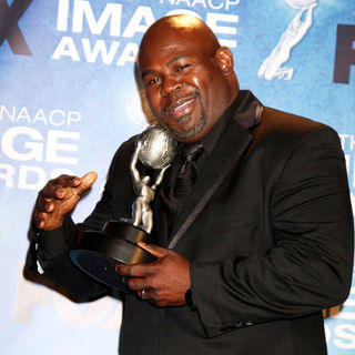 David Mann in 42nd NAACP Image Awards - Press Room - wenn3237085