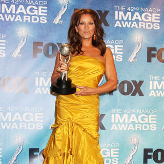 Vanessa Williams in 42nd NAACP Image Awards - Press Room